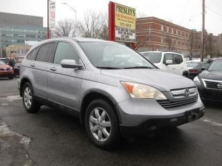 Used 2008 Honda CR-V EX-L Leather Sunroof AC for sale in Ottawa, ON