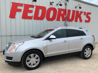 Used 2013 Cadillac SRX Luxury for sale in Headingley, MB