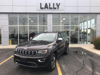 Used 2017 Jeep Grand Cherokee Leather | Roof | Heated Seats | Back-up Cam for sale in Tilbury, ON