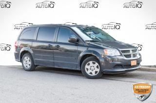Used 2012 Dodge Grand Caravan SE/SXT for sale in Barrie, ON