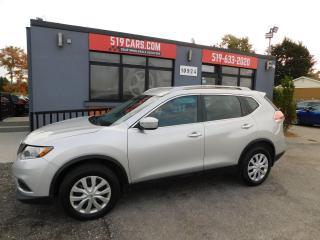 Used 2015 Nissan Rogue S | AWD | CRUISE | BACKUP CAMERA for sale in St. Thomas, ON