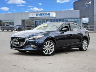 Used 2018 Mazda MAZDA3 GT - ONLY 19523 KMS!!! for sale in Hamilton, ON