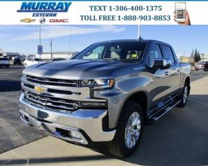 New 2021 Chevrolet Silverado 1500 LTZ/ HEATED/COOLED LEATHER/ BEDLINER/ TOW PKG for sale in Estevan, SK