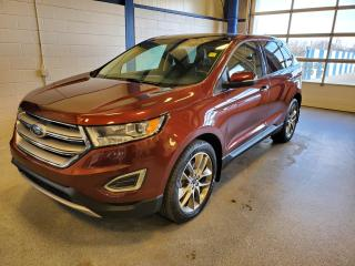 Used 2015 Ford Edge Titanium AWD for sale in Moose Jaw, SK