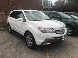 Used 2008 Acura MDX Tech pkg for sale in Mississauga, ON