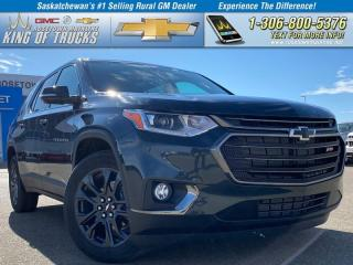 New 2020 Chevrolet Traverse RS for sale in Rosetown, SK