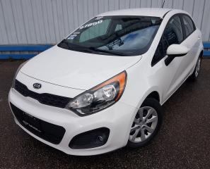 Used 2012 Kia Rio LX Hatchback *HEATED SEATS* for sale in Kitchener, ON