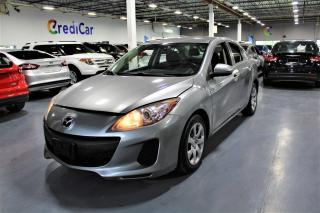 Used 2013 Mazda MAZDA3 GX for sale in North York, ON