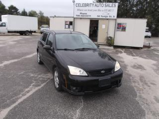 Used 2007 Ford Focus SES for sale in Elmvale, ON