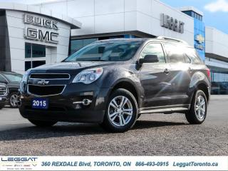 Used 2015 Chevrolet Equinox LT  - Bluetooth -  Heated Seats for sale in Etobicoke, ON