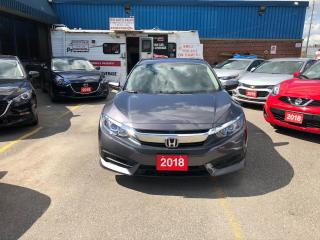 Used 2018 Honda Civic LX for sale in Ajax, ON