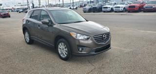 Used 2016 Mazda CX-5 GS for sale in Regina, SK