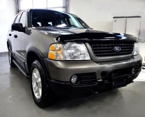 Used 2004 Ford Explorer NBX,4X4,NO ACCIDENT,WELL MAINTAIN for sale in North York, ON