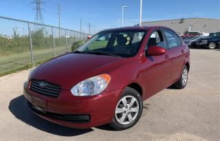 Used 2009 Hyundai Accent AUTO GL for sale in Winnipeg, MB