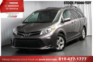 Used 2018 Toyota Sienna LE| 8 PASSAGERS| PORTES COULISSANTES AUTO for sale in Drummondville, QC