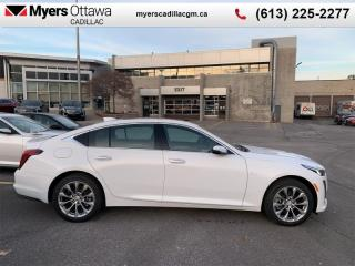 New 2020 Cadillac CTS - Sunroof for sale in Ottawa, ON