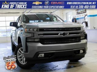 New 2021 Chevrolet Silverado 1500 RST for sale in Kindersley, SK