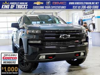 New 2021 Chevrolet Silverado 1500 LT Trail Boss for sale in Kindersley, SK