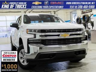 New 2021 Chevrolet Silverado 1500 LT for sale in Kindersley, SK