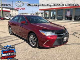 Used 2017 Toyota Camry 4DR SDN I4 AUTO XLE  - Navigation for sale in Steinbach, MB