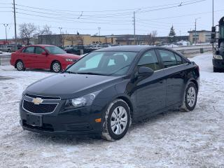 Used 2013 Chevrolet Cruze LT Turbo for sale in Winnipeg, MB