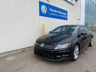 Used 2017 Volkswagen Passat CC WOLFSBURG VR6 4MOTION AWD - R-LINE PACKAGE! for sale in Edmonton, AB