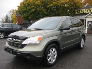 Used 2008 Honda CR-V EX 4cyl AWD AC PL PM PW for sale in Ottawa, ON