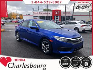 Used 2016 Honda Civic LX AUTOMATIQUE ***42 912 KM** for sale in Charlesbourg, QC