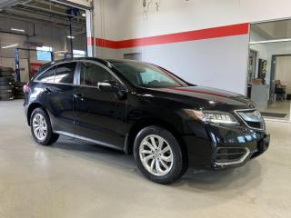 Used 2017 Acura RDX Tech Pkg for sale in Red Deer, AB