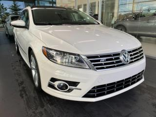 Used 2014 Volkswagen Passat CC Highline AWD V6, ACCIDENT FREE, SUNROOF, POWER HEATED LEATHER SEATS, NAVI for sale in Edmonton, AB