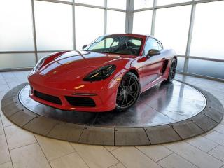 New 2020 Porsche 718 Cayman T 2dr RWD Coupe for sale in Edmonton, AB