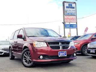 Used 2017 Dodge Grand Caravan SXT Premium Plus | Low Km's | Nav | LOW KM's for sale in Brampton, ON