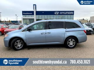 Used 2011 Honda Odyssey EX-L/LEATHER/DVD/BACK-UP CAM for sale in Edmonton, AB