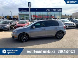 Used 2012 Volkswagen Golf HIGHLINE/R-PACKAGE/DIESEL/LEATHER/ROOF for sale in Edmonton, AB