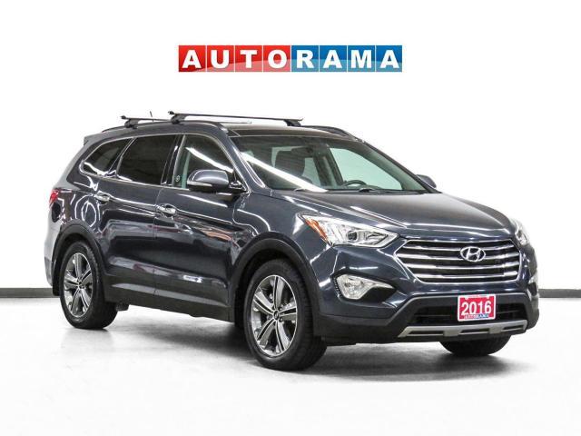 2016 Hyundai Santa Fe XL AWD Limited Adventure Edition Nav Lthr Pano Bcam