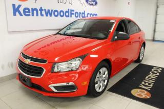 Used 2016 Chevrolet Cruze Limited 3 MONTH DEFERRAL! *oac | AUTOMATIC | FUEL EFFICENT!!!| LS | for sale in Edmonton, AB