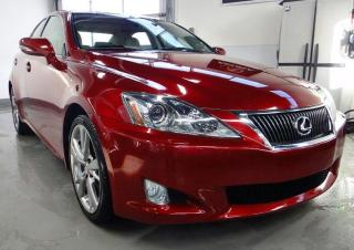 Used 2010 Lexus IS 350 IS 350, RWD,NAVI,MINT CONDITION for sale in North York, ON