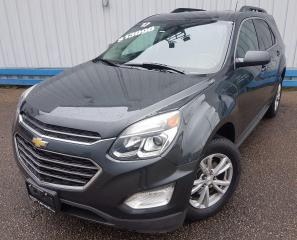 Used 2017 Chevrolet Equinox LT AWD *HEATED SEATS* for sale in Kitchener, ON