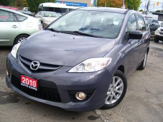 Used 2010 Mazda MAZDA5 AUTO,A/C,LOW KM'S,CERTIFIED,FOG LIGHTS,ALLOYS for sale in Kitchener, ON