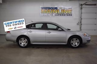 Used 2012 Chevrolet Impala LT for sale in Watrous, SK