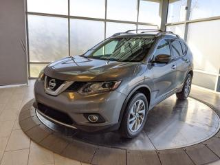 Used 2015 Nissan Rogue No Accidents, One Owner for sale in Edmonton, AB