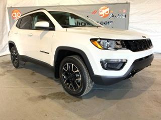 New 2021 Jeep Compass Upland Edition for sale in Peace River, AB