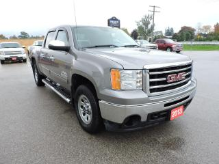 Used 2013 GMC Sierra 1500 Nevada Edition 4.8L 4X4 Well oiled for sale in Gorrie, ON