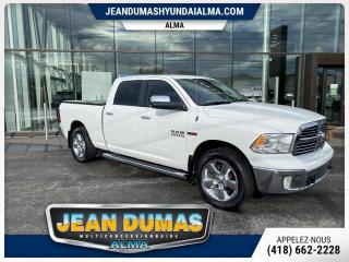 Used 2016 RAM 1500 MODÈLE Big Horn CREW CAB 4RM 149 po GARA for sale in Alma, QC
