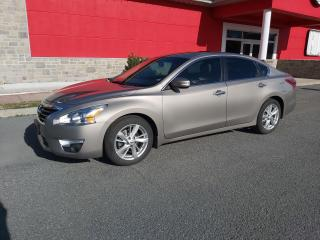 Used 2013 Nissan Altima 2.5 SL for sale in Cornwall, ON