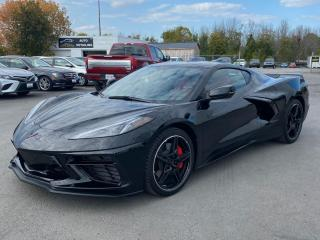 Used 2020 Chevrolet Corvette 2LT for sale in North York, ON
