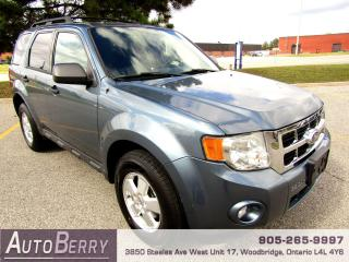Used 2011 Ford Escape XLT - FWD - 3.0L for sale in Woodbridge, ON