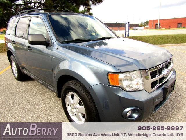 2011 Ford Escape XLT - FWD - 3.0L