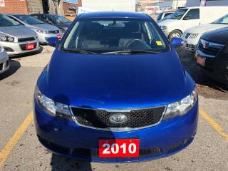 Used 2010 Kia Forte EX w/Sunroof for sale in Ajax, ON
