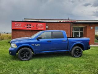 Used 2018 RAM 1500 OUTDOORSMAN for sale in London, ON